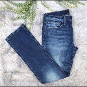 Joe's Jeans The Brixton Strait Leg Jeans Size 30